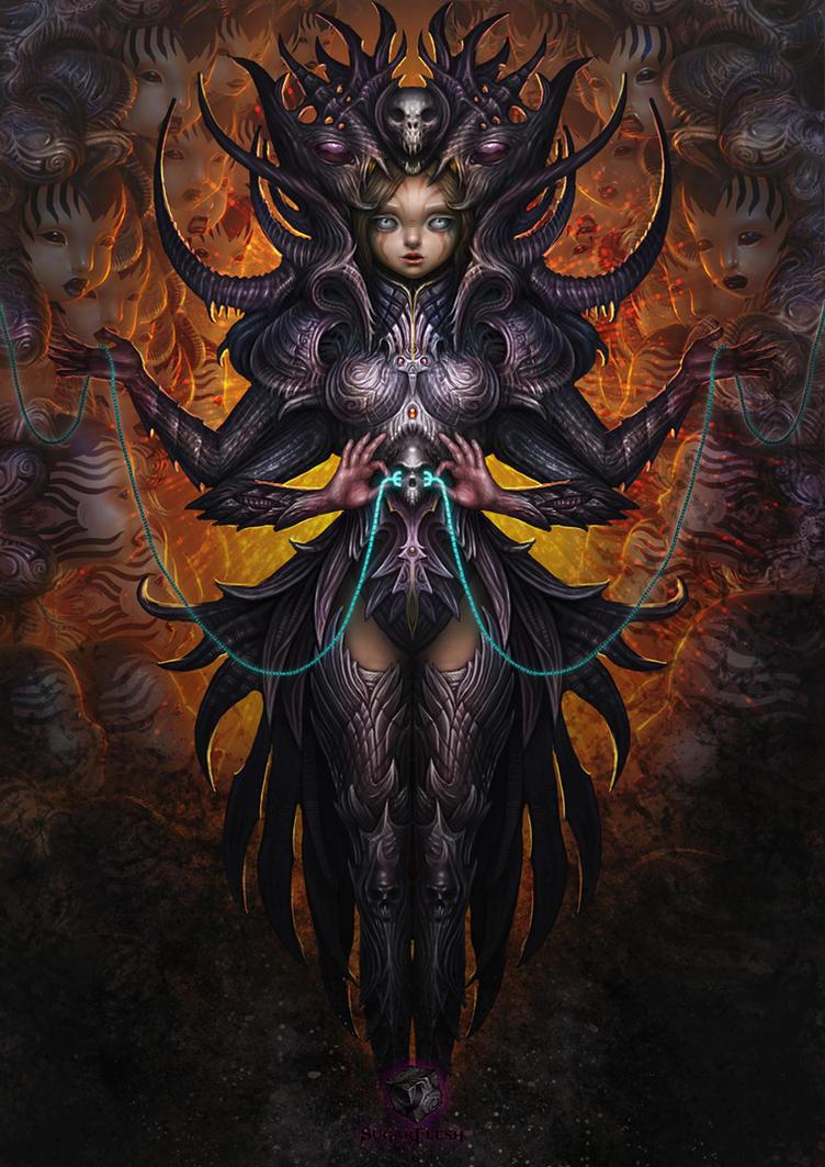 Lilith by Sugarflesh