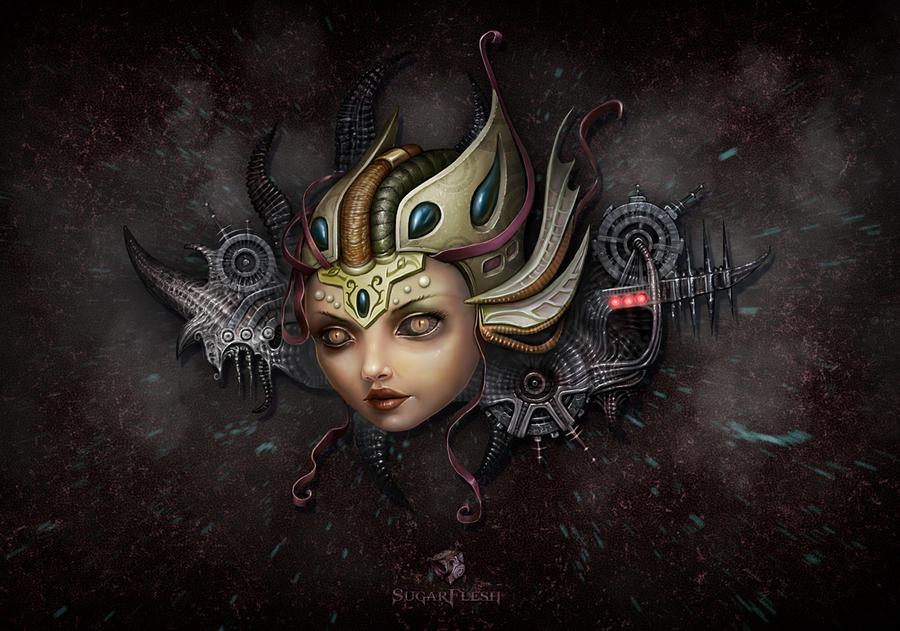 Lydia by Sugarflesh