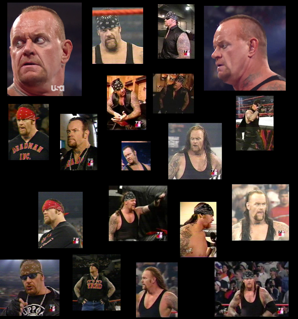 wwe undertaker: just some pics of american badass by celtakerthebest