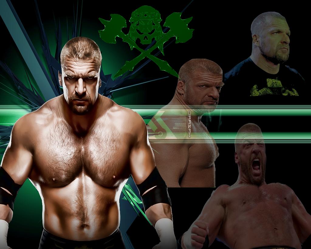 Wwe Triple H Wallpaper By Celtakerthebest