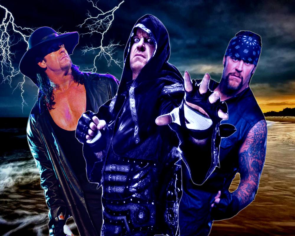 Wwe Undertaker Just A Wallpaper By Celtakerthebest