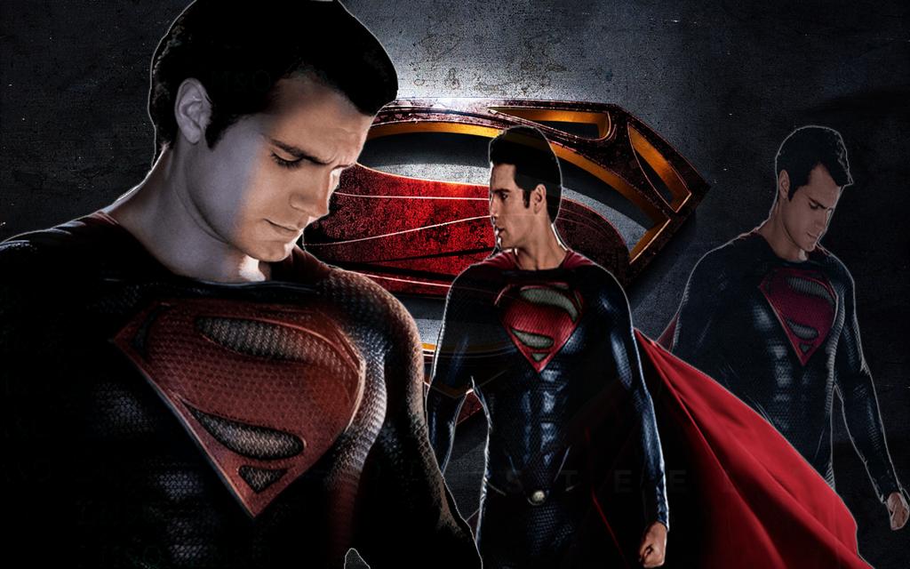 Man Of Steel Superman Wallpaper By Celtakerthebest