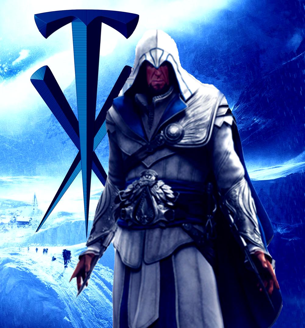 Wwe Undertaker Assassins Creed By Celtakerthebest