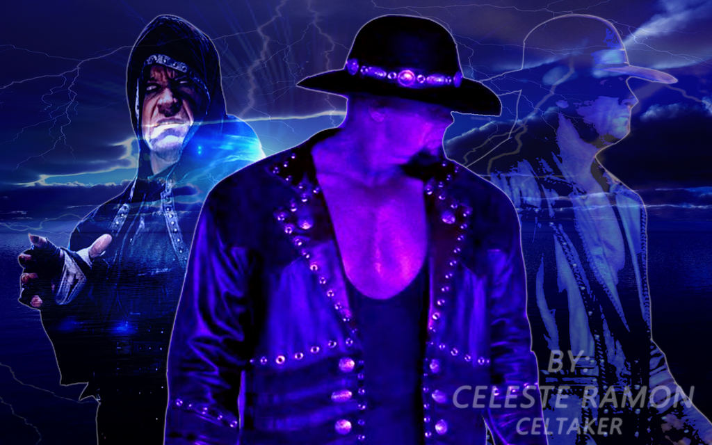 Wwe Undertaker Wallpaper 3 By Celtakerthebest