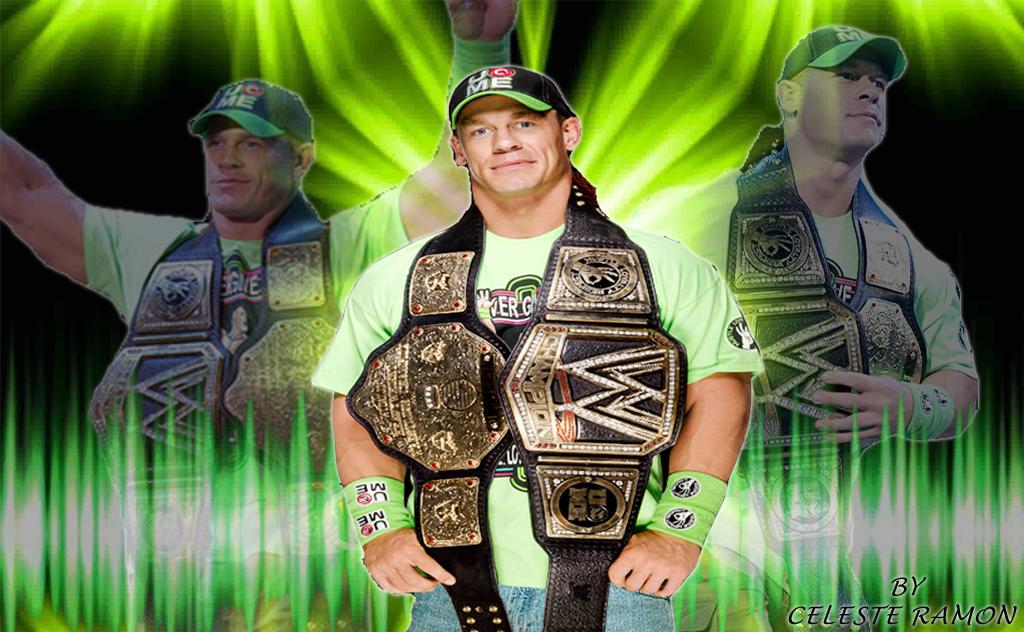 wwe John Cena: Champ is here by celtakerthebest on DeviantArt  wwe John Cena: ...
