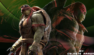 TMNT: Raphael