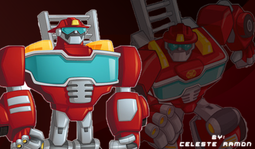 Transformers Rescue Bots Heatwave By Celtakerthebest