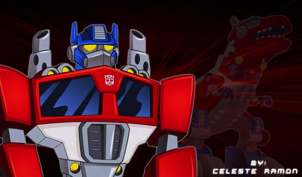 Optimus Prime Rescue Bots By Celtakerthebest