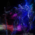 Optimus Prime: Color my sky