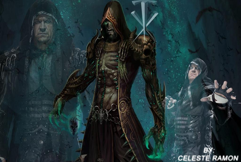 Wwe Undertaker Immortal By Celtakerthebest