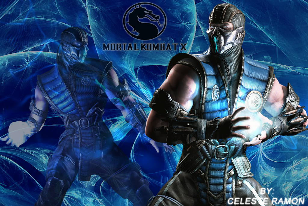 Sub-Zero: Mortal Kombat X By Celtakerthebest On DeviantArt