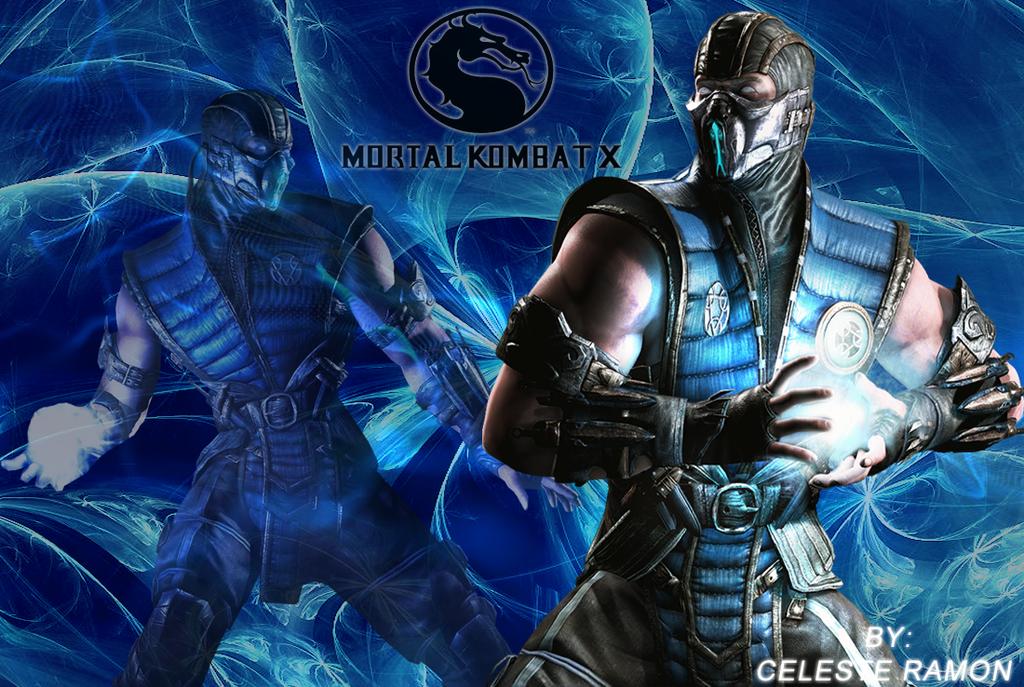 Mortal Kombat X Sub Zero Deviantart