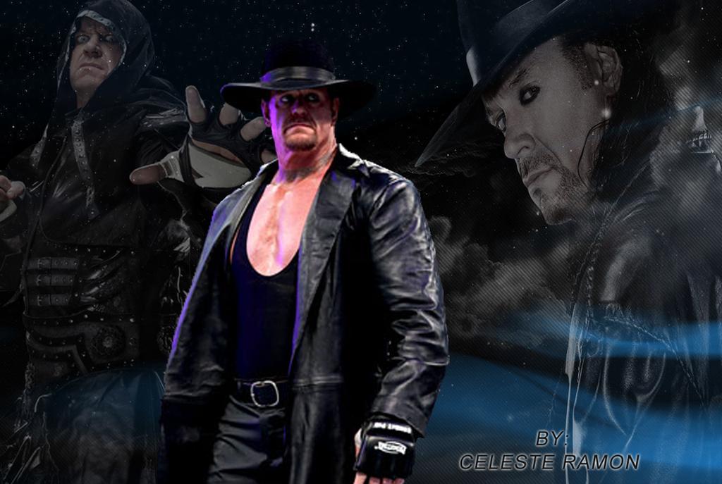 Wwe Undertaker Dark Sky By Celtakerthebest