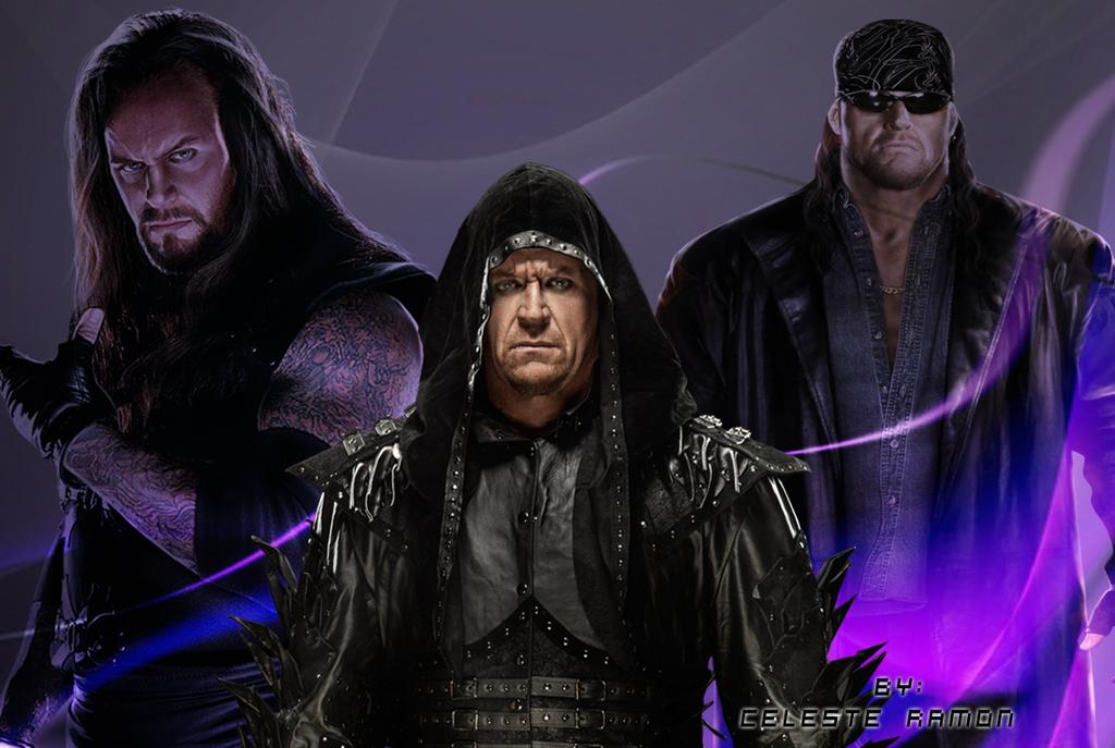 Wwe Undertaker In Purple By Celtakerthebest