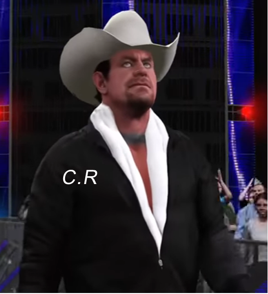 Wwe Undertaker Cowboy Hat By Celtakerthebest
