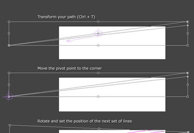 Quick Perspective Guide Lines by kermittheotherfrog