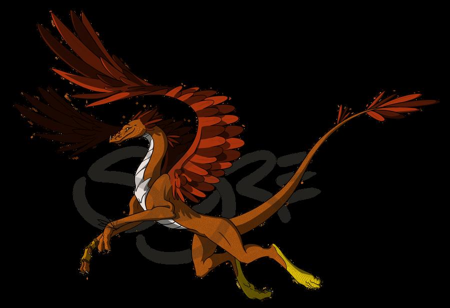 Phantom Dragon by styrecat