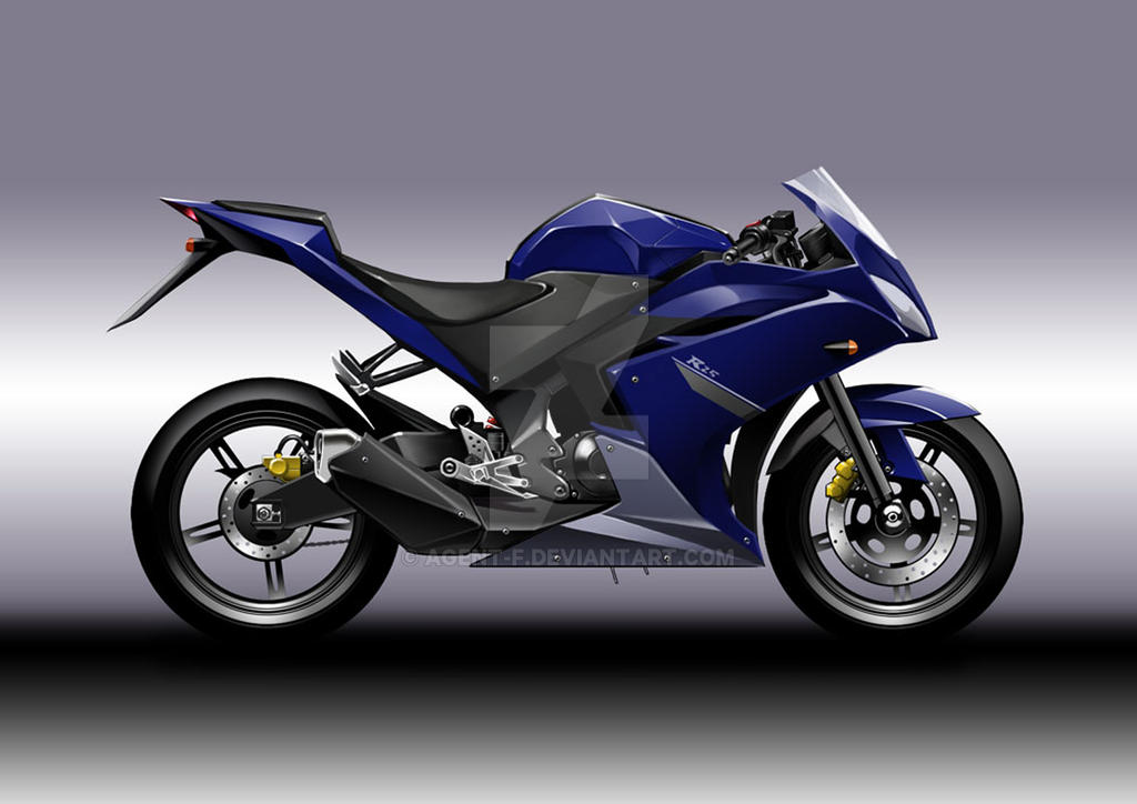Yamaha Yzf R25 Wallpaper Yamaha Yzf R25 by Agent f