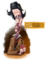 AMMN Thug 003 by McGillustrator