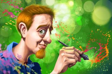 McGillustrator by McGillustrator