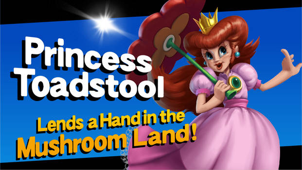 CHALLENGER APPROACHES - Princess Toadstool!