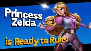 CHALLENGER APPROACHES - Princess Zelda!