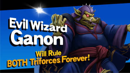 CHALLENGER APPROACHES - Ganon!