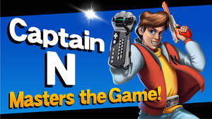 CHALLENGER APPROACHES - Captain N the Game Master!