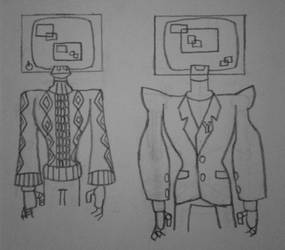 Clothing For Robots