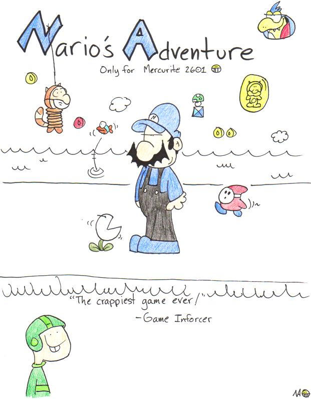 Nario's Adventure by Nario