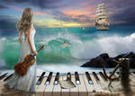 Sea Symphony by AliaChek