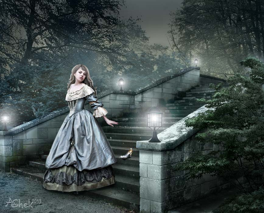 Cinderella by AliaChek
