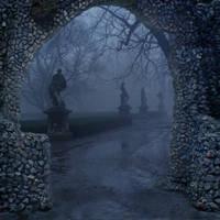 Entrance to the Park by AliaChek
