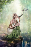 Music Forest by AliaChek