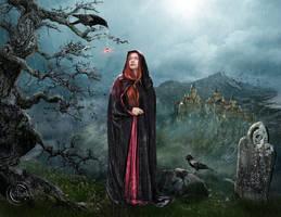 Raven by AliaChek