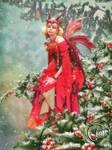 Winter Fairy by AliaChek