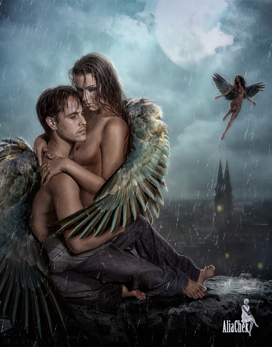 Lovers by AliaChek