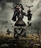 Birdcatcher by AliaChek