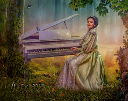 Forest Music by AliaChek