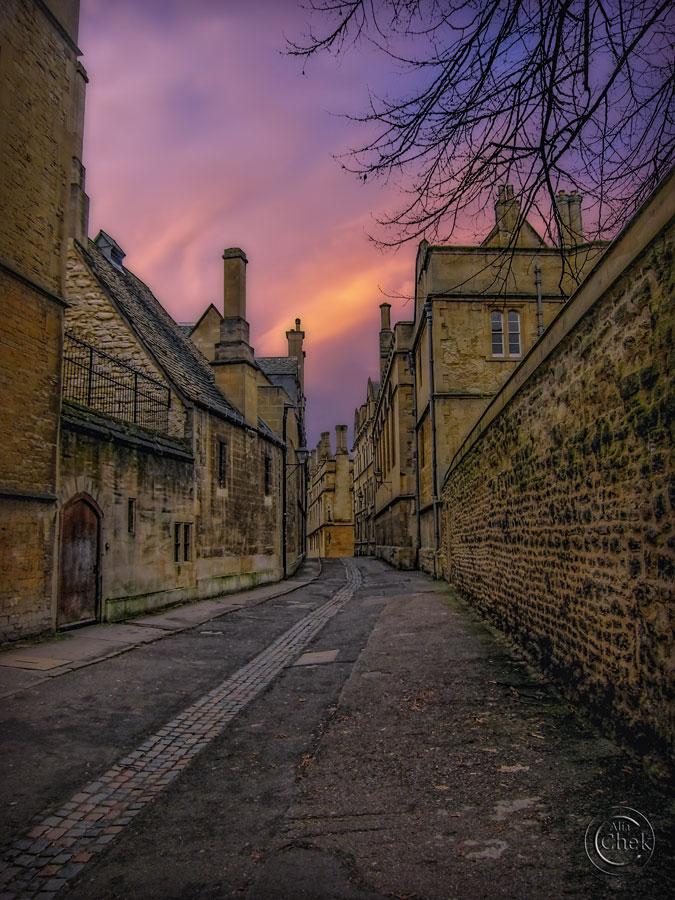 Oxford by AliaChek