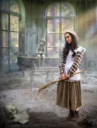 Housemaid by AliaChek