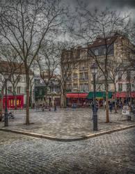 Montmartre by AliaChek