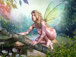 Cautious Fairy by AliaChek