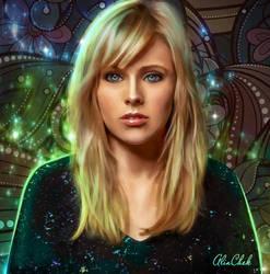 Portrait by AliaChek