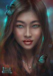 Light of Hope by AliaChek