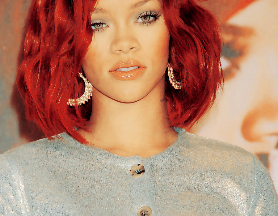 Rihanna. by SuperHermanas