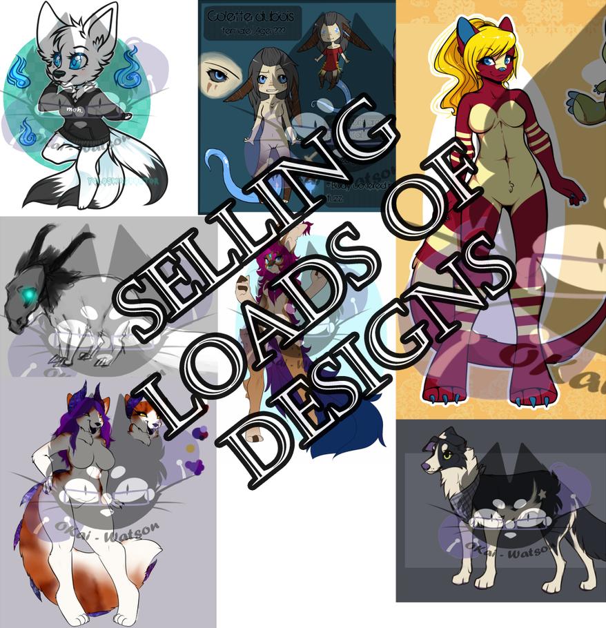 Design Resells by Alice-OKai