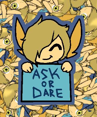 Ask Dorian by BrokenLawnchair