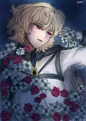 Vampire Mika by ryosxke