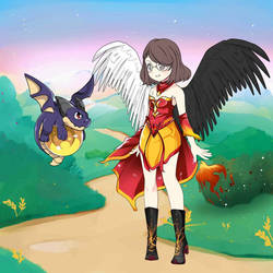Princess Of Fire